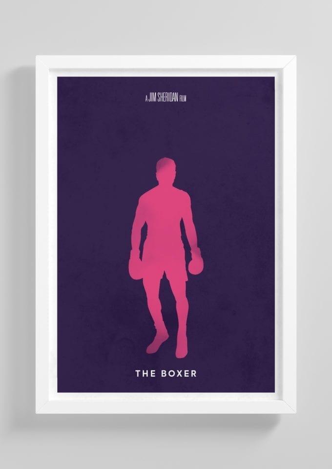 The-Boxer-Minimalist-Movie-Poster-Print