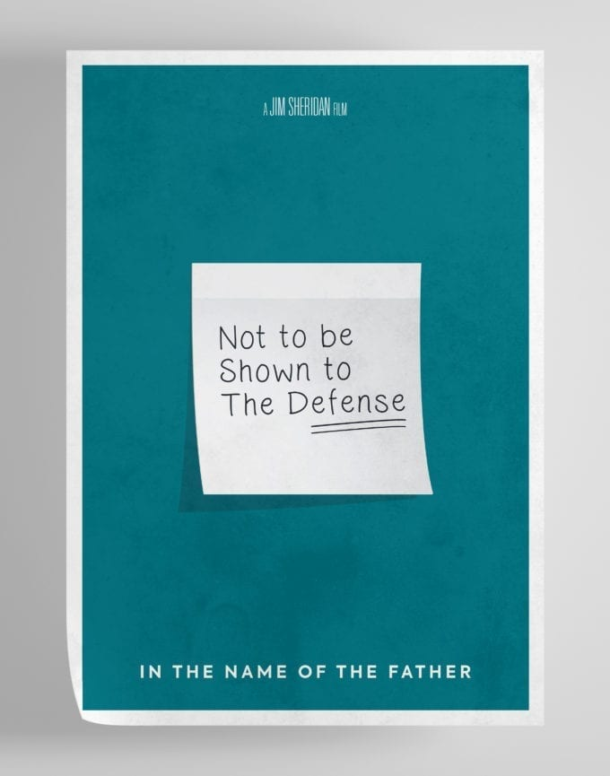In-the-Name-of-the-Father-Minimalist-Movie-Poster-Paper