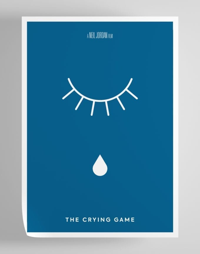 The-Crying-Game-Minimalist-Movie-Poster-Paper