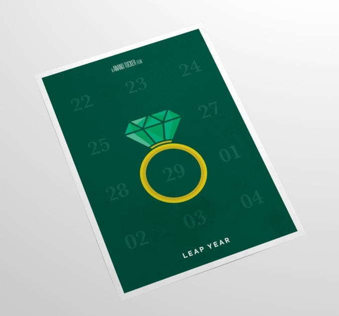 Leap-Year-Minimalist-Movie-Poster-Side