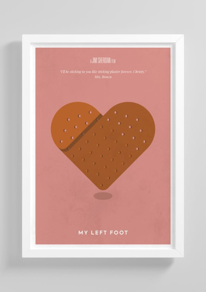 My-Left-Foot-Minimalist-Movie-Poster-with-Frame