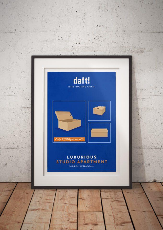 Daft Series: Luxurious Studio Apartment to Rent
