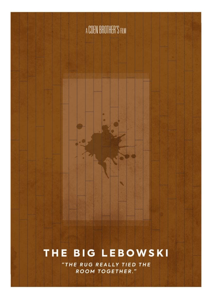 The-Big-Lebowski-Print