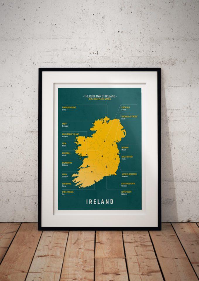 The-Rude-Map-of-Ireland
