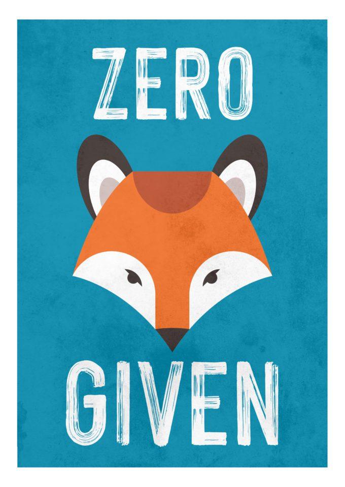 Zero-Fox-Given