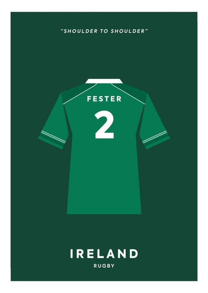 Ireland-Rugby