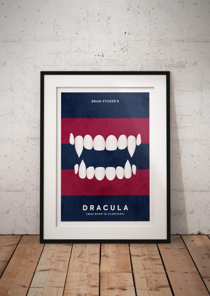 Dracula was born in Clontarf