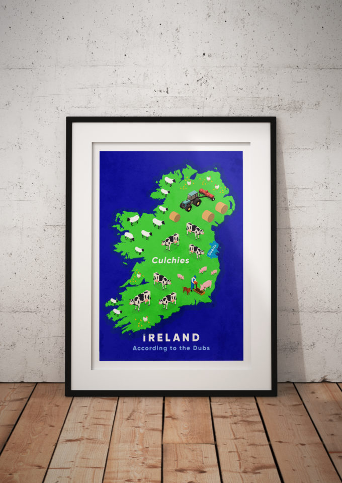 Ireland According to the Dubs