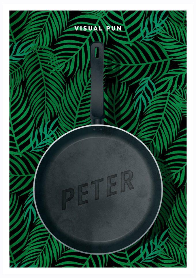 Peter Pan Print
